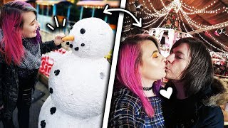 Download The BEST Place To Visit At Christmas In LONDON! // VLOGMAS #8 Video