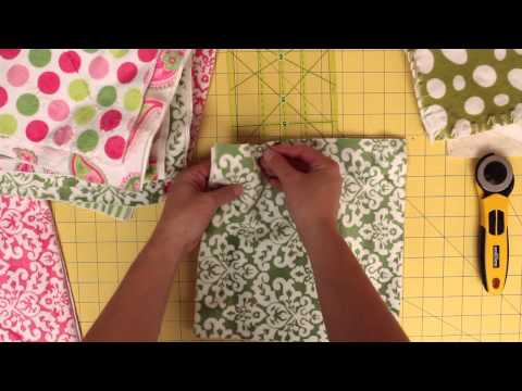 How to make a Cuddle™ Rag Quilt with Cuddle™ Precuts