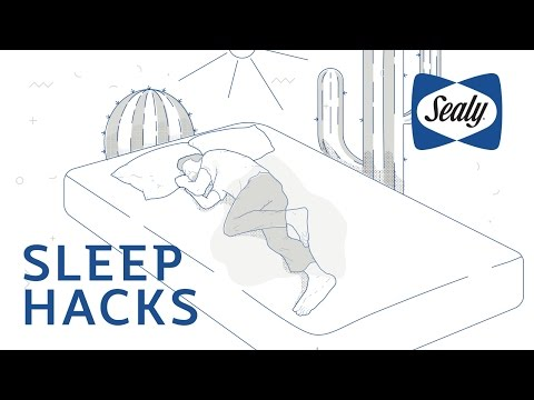 Sealy Sleep Hacks: Wet the Bed