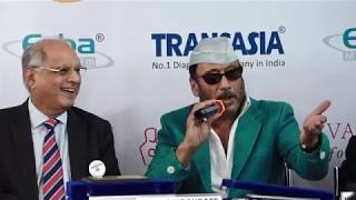 PC & THALASSEMIA AWARENESS & SCREENING CAMPAIGN WITH JACKIE SHROFF