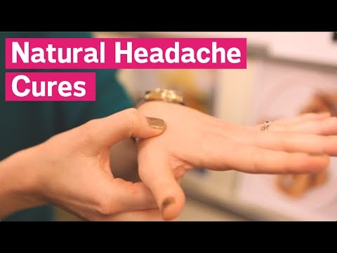 3 Natural Headache Cures