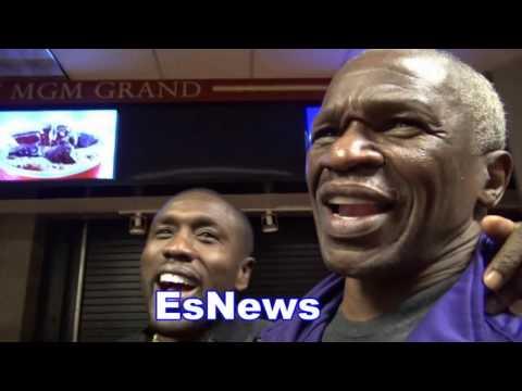 Floyd Mayweather sr slams conor mcgregor talks pacquiao danny garcia thurman - EsNews Boxing