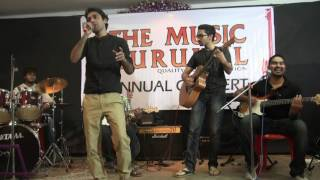 "Nishit Mishra Performance at ""The Music Gurukul Concert 2015"" - Mumbai"