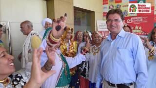 HIFF   Archana Suhasini & Rampal Balhara  Chandrawal Fame