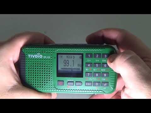 TIVDIO HR-11S L2Survive with Thatnub