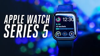 Apple Watch Series 5 review: the best smartwatch