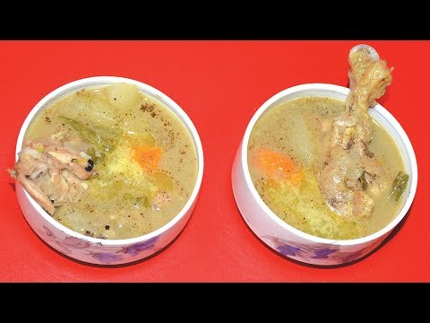 Chicken Stew Recipe - Easy And Healthy Chicken Stew Bengali Style