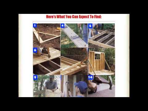 Building A Rabbit Hutch Plans - How To Build A Rabbit Hutch Step by Step