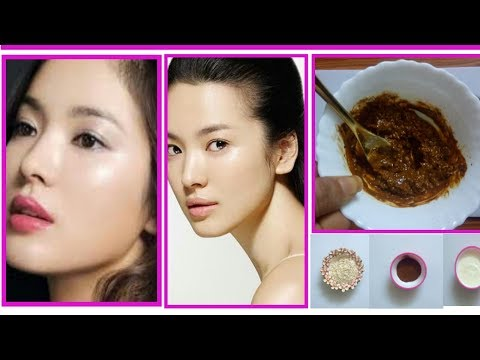Fair skin in 15 Minutes -  How to  Get fair, Glowing  skin Just 15 Minutes ( Super fast results)