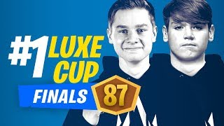 Atlantis Mitr0 & Secret Mongraal Win $100,000 Luxe Cup Finals!!!