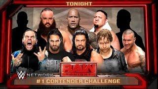 WWE RAW 2K17 Story - JEFF HARDY RETURNS vs Seth Rollins vs Roman Reigns vs Braun Strowman - 04/24/17