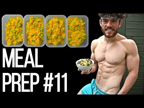 VEGAN BODYBUILDING MEAL PREP ON A BUDGET #11