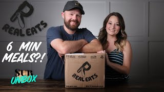 6 Minute Meal Subscription - Real Eats   September 2020