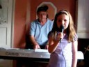 KENZIE SINGING ONE MORE STEP ALONG THE WORLD I GO