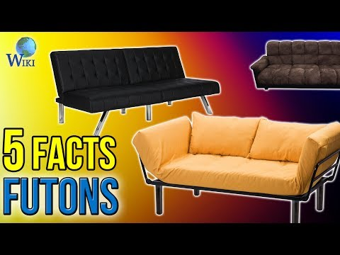 Futons: 5 Fast Facts