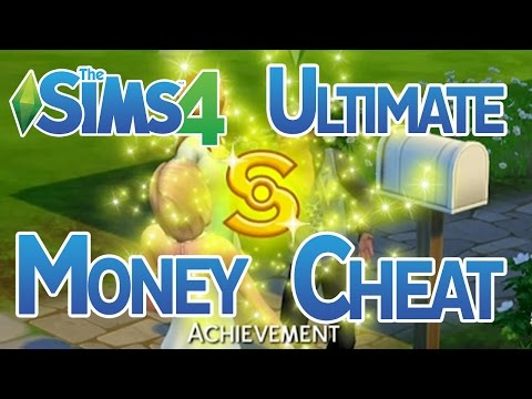 The Sims 4 Ultimate Money Cheat!
