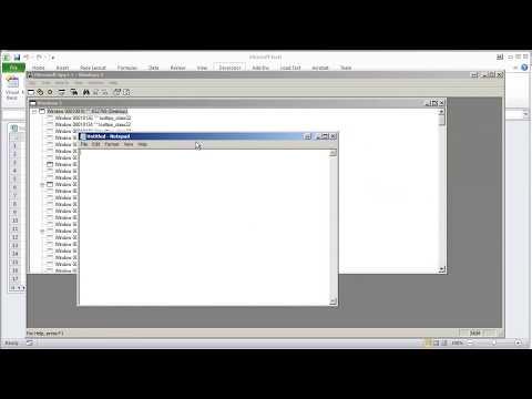 01 VBA Excel Windows API   V1 00   Introduction to Windows API How to Close A Window