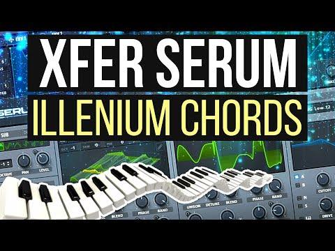 Illenium / Virtual Riot Future Bass Chords Serum Tutorial (FREE PRESET)