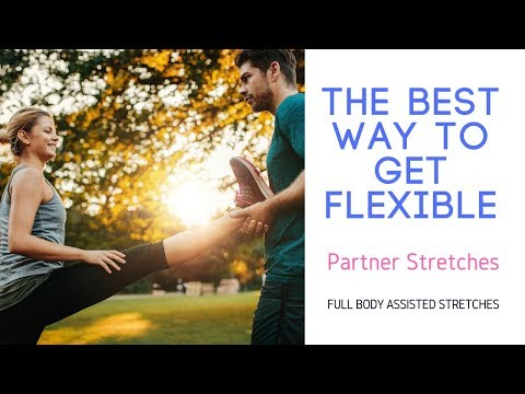How to get your splits faster   |   Partner Stretches