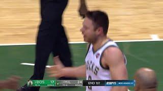 1st Quarter, One Box Video: Milwaukee Bucks vs. Boston Celtics