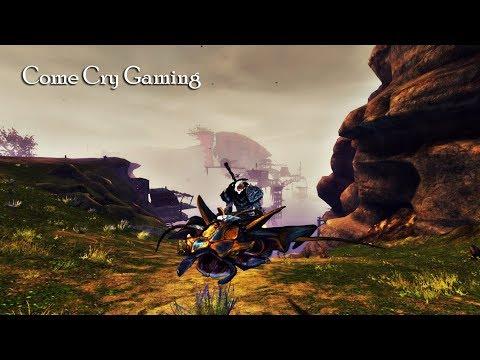 Guild Wars 2 Review - Skimmer Mount #31