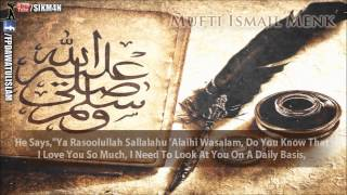 ᴴᴰ Mufti Menk - Immense Love for the Prophet ﷺ || Very Emotional*