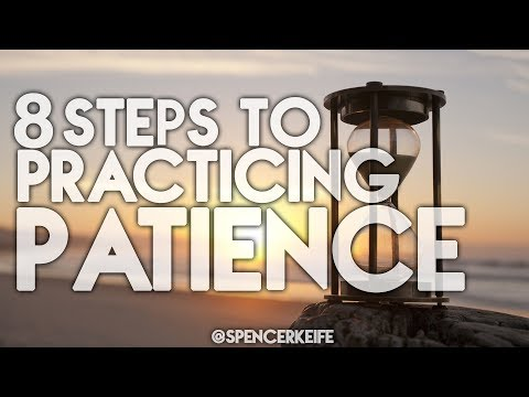 The Mental Shift Episode 24: 8 Steps to Practicing Patience