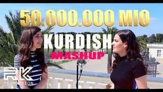 KURDISH MASHUP -ROJBIN KIZIL  feat. FEHÎME       [Official Video]