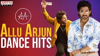 Allu Arjun Dance Hits |Allu Arjun Songs | Telugu Latest songs.