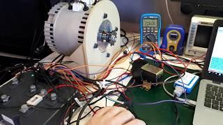 HUB MOTOR TEST WITH SEVCON SIZE 4 80V - PakVim net HD Vdieos