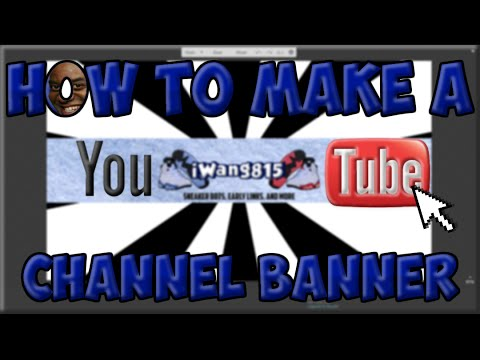 [Easy/Fast Tutorial] How to Make a YouTube Channel Banner/Art 2014 in 3 STEPS Without Photoshop Easy