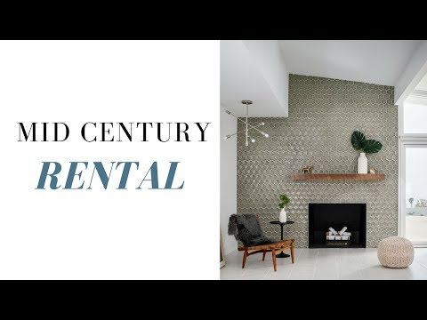 Renovation to Rental: A Mid Century Modern Flip