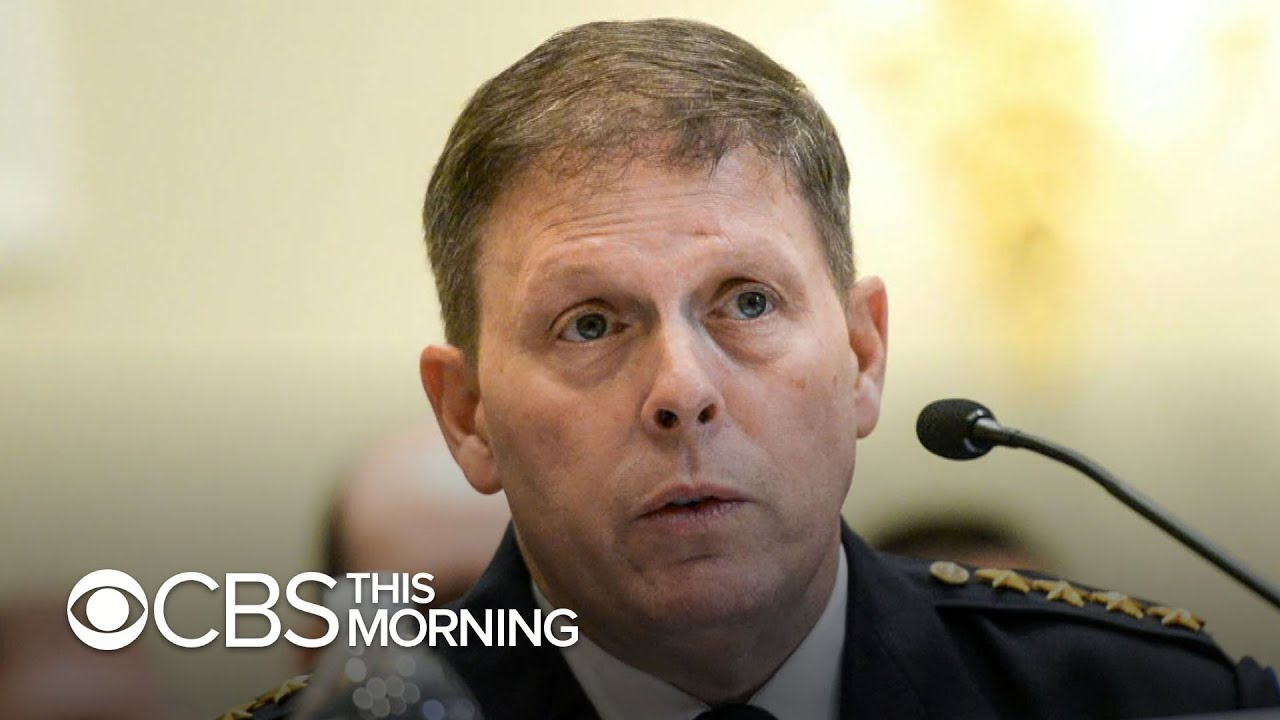 Capitol Hill police chief, staff members resign in aftermath of electoral vote confirmation chaos