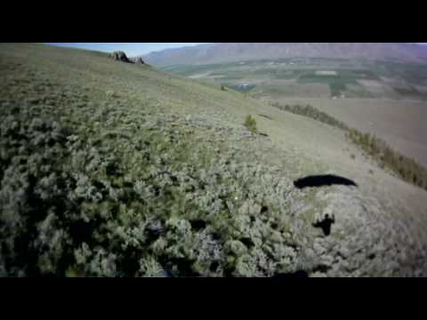 Speed Flying in Idaho with Gary and Carel