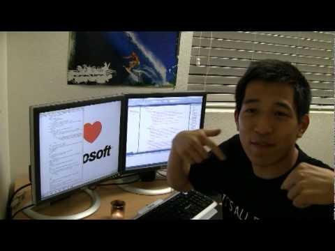 Visual Studio 2010 - MSP Application - Alex Chung