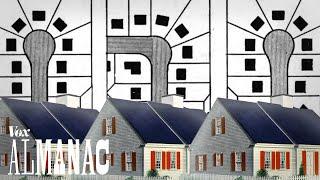 Why so many suburbs look the same