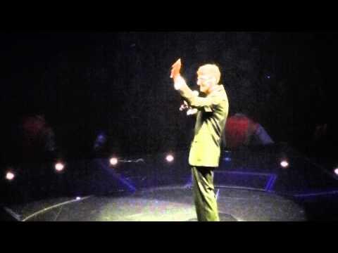 Xfactor Live Tour 2012 Wembley - Johnny Robinson LIVE (HD)