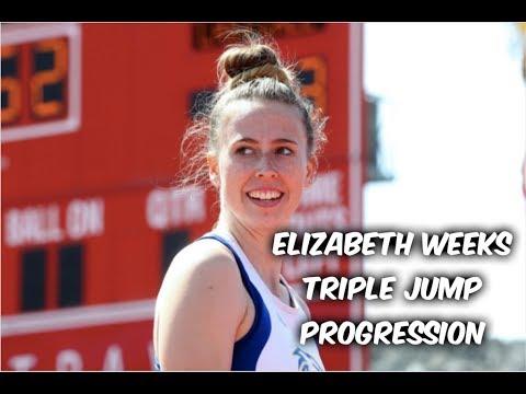 Triple Jump Progression - Elizabeth Weeks