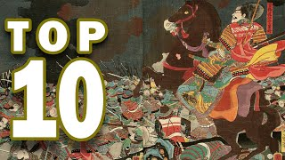 Top 10 Important Samurai Battles