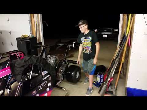 How To Prep Junior Dragster Tires