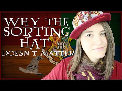 THE SORTING HAT DOESN'T MATTER | discussion