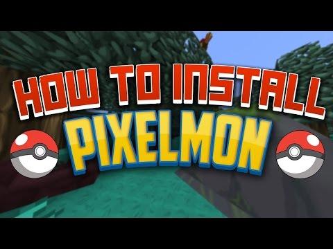 Minecraft: HOW TO INSTALL PIXELMON 1.7.10