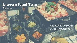 Download Atlanta Korean Food Tour | Food Blogger Video