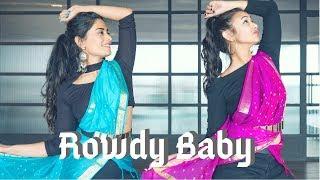 Rowdy Baby  One Shot Video L Maari 2  Team Naach Choreography