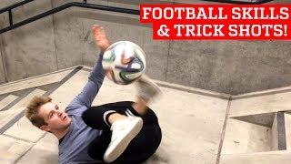 Epic Football Skills & Trick Shots Compilation