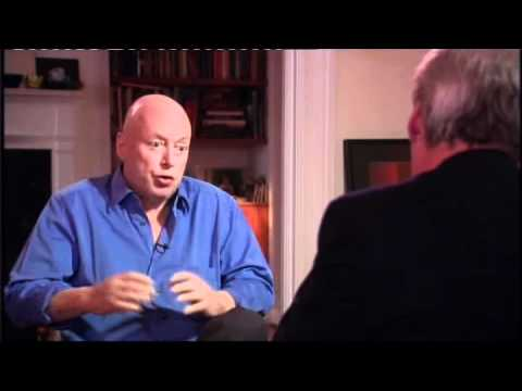 Christopher Hitchens oesophageal cancer on BBC with Paxman