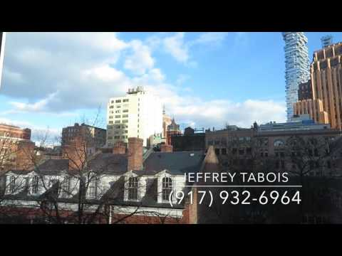 Townhouse apartment tour in TriBeCa New York City 4 bed 2 bath $9395