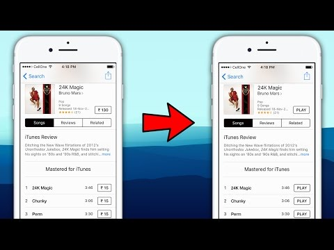 Download Paid iTunes Store Music to your  iPhone for Free (NO JAILBREAK) | Latest method 2017!
