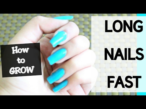 100% Effective| Grow LONG NAILS IN 7 DAYS Easily at Home | 5 Simple steps to grow nails fast