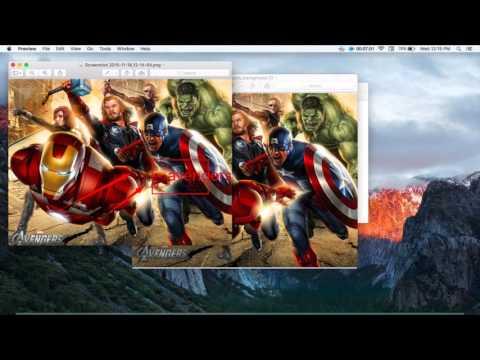 How to Take Screenshot on iMac